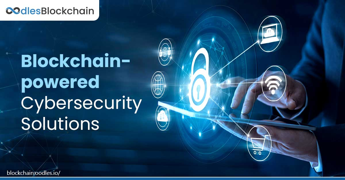 blockchain cybersecurity solutions