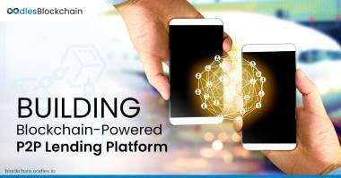 Blockchain p2p lending