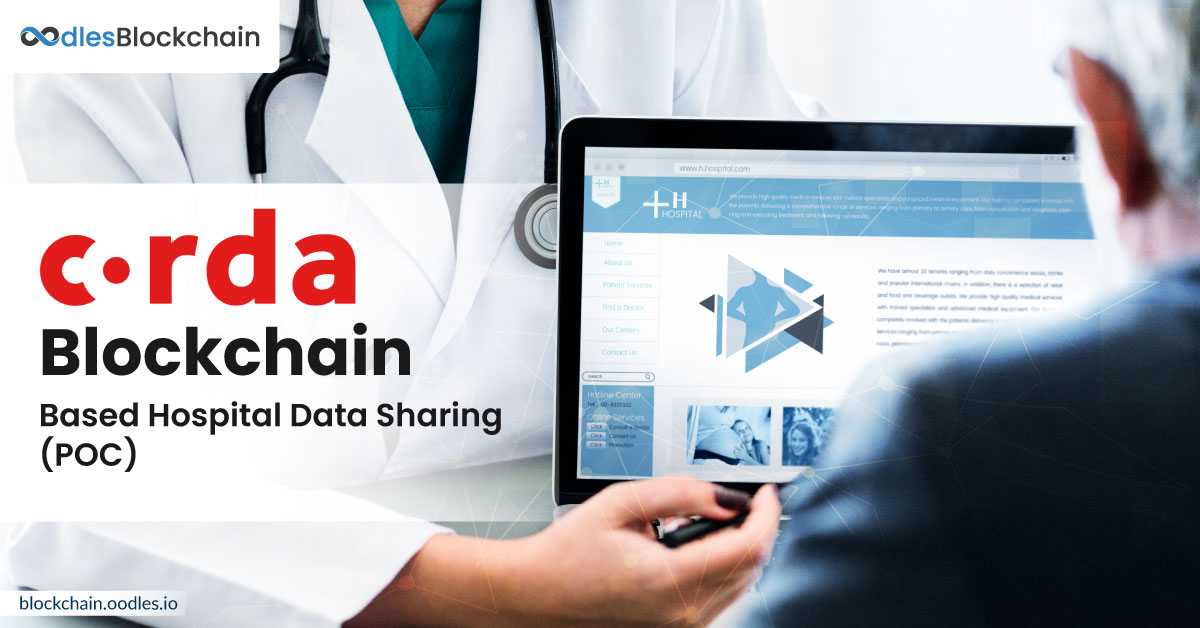 """he purpose of this document is to provide a detailed overview of """"Health Care Data Sharing (POC) using Corda Blockchain"""" and its parameters and goals."""