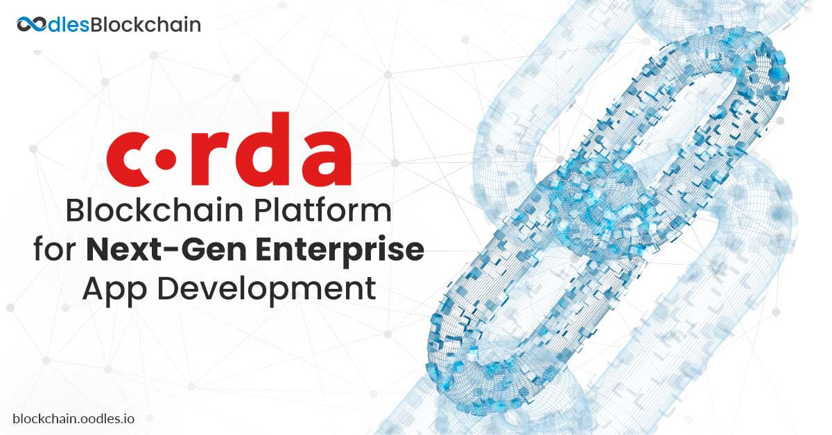 Corda for Enteprise App Development