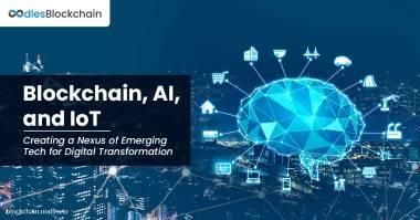 Blockchain, AI, and IoT