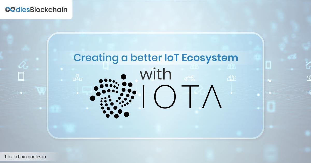IOTA applications