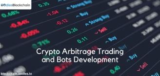 Crypto Arbitrage Trading an Bots Development