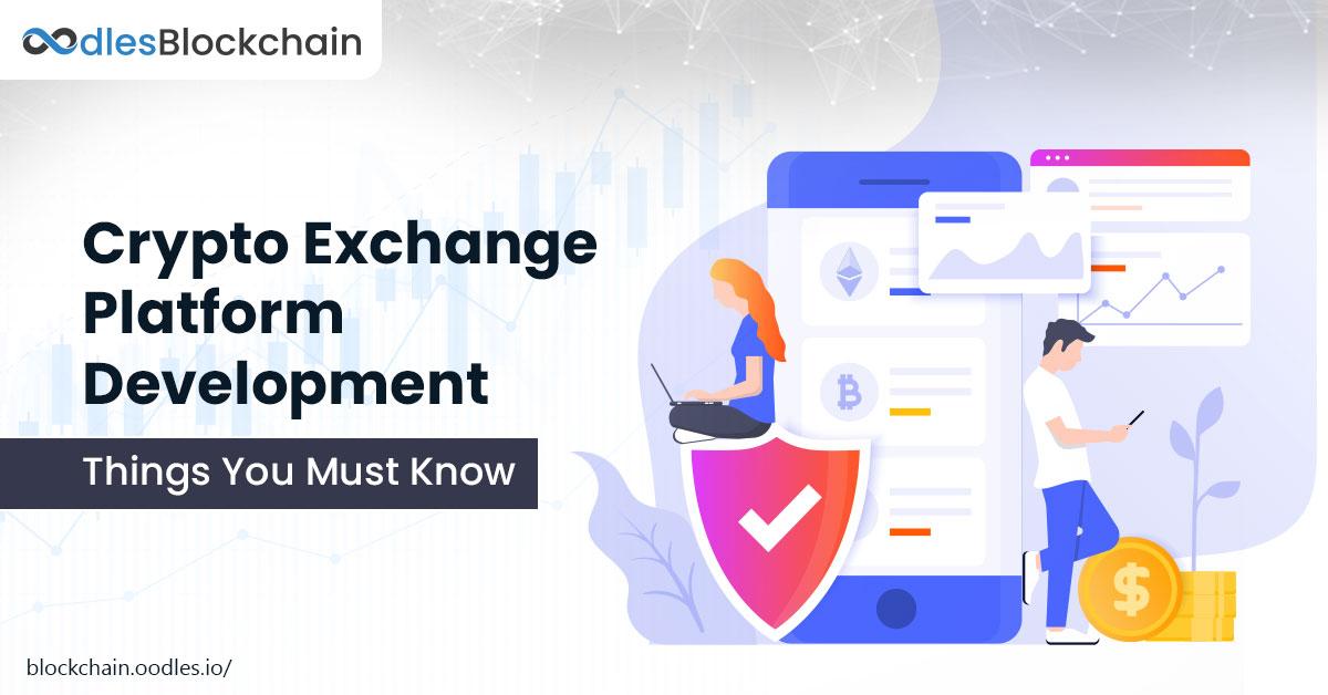 develop crypto exchange platform