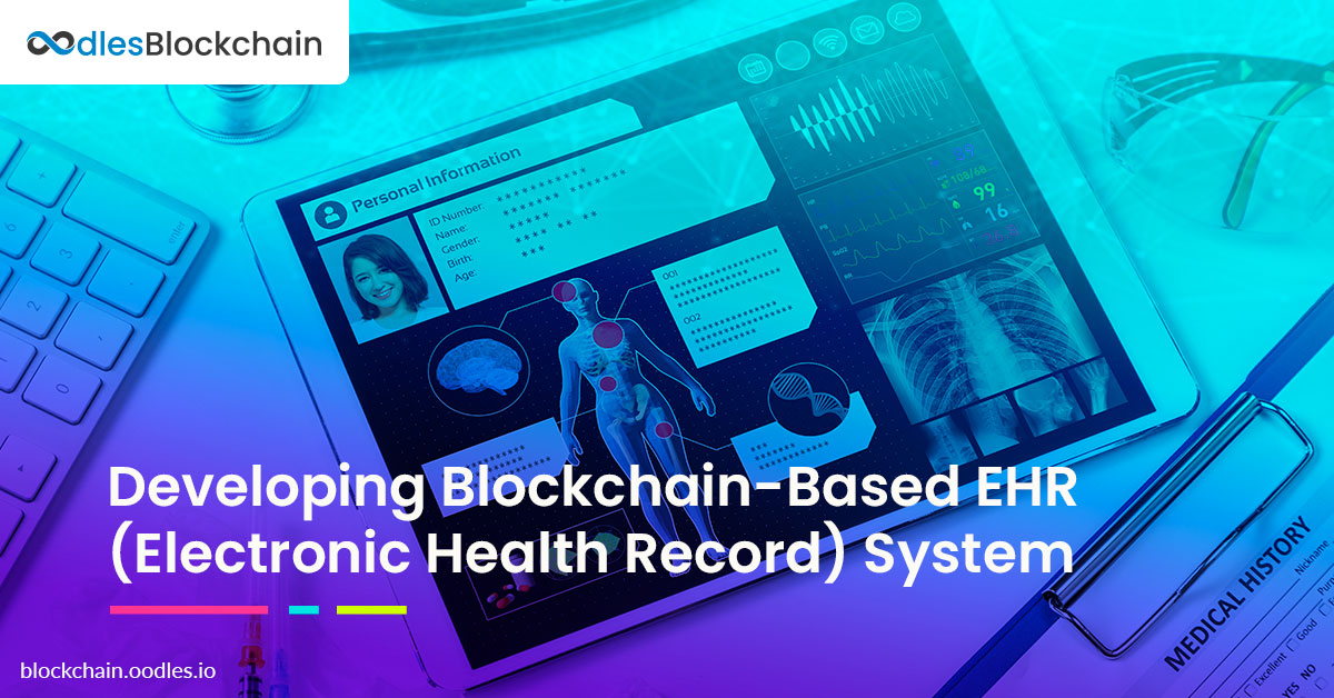 Blockchain for EHRs