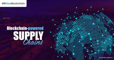 Blockchain Integrated Supply chain management system