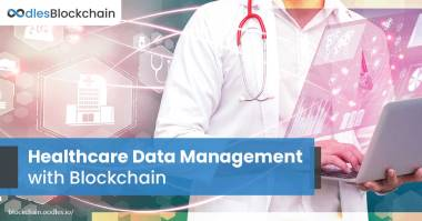 blockchain healthcare data management