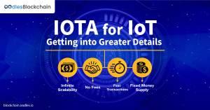 Iota for IOT application development