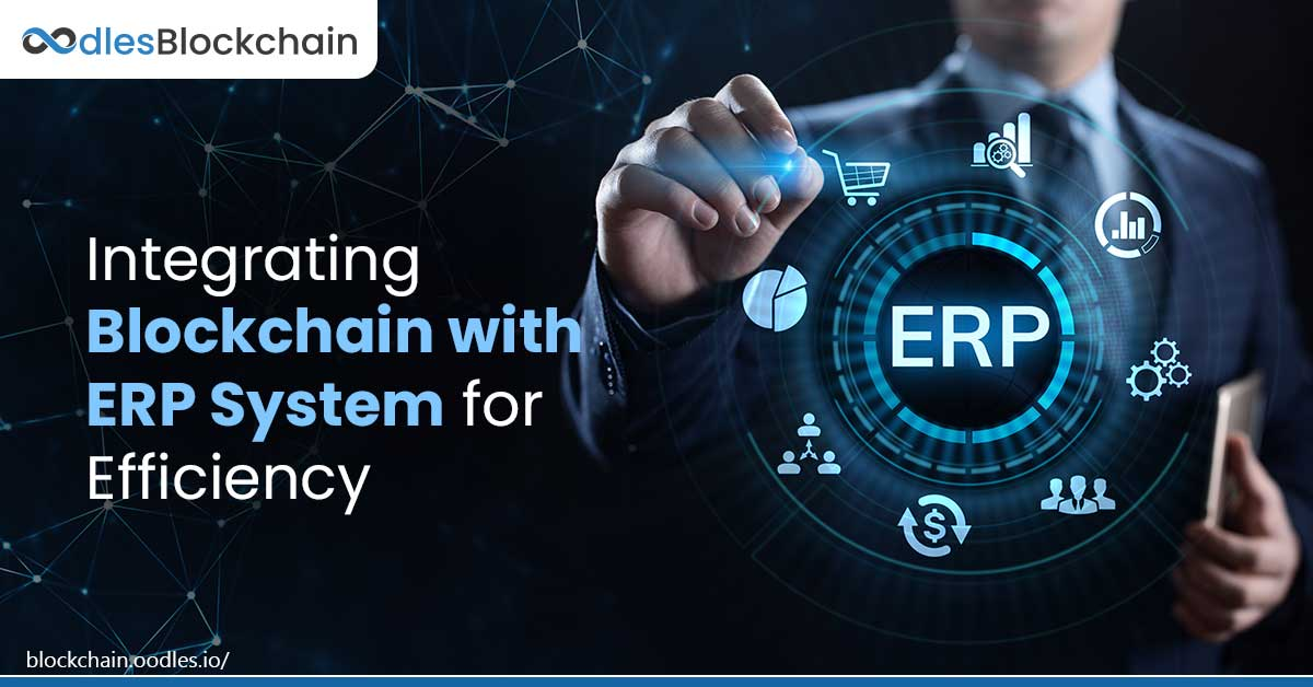 blockchain ERP systems