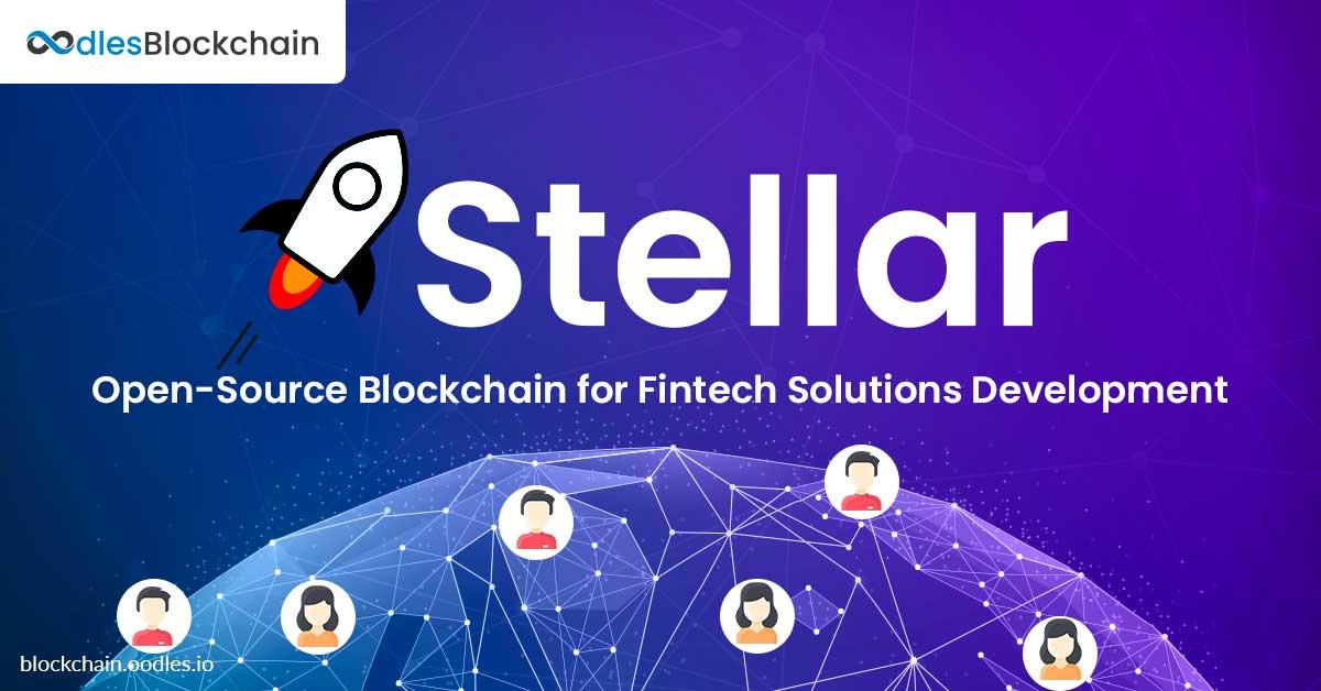 Stellar blockchain fintech solutions