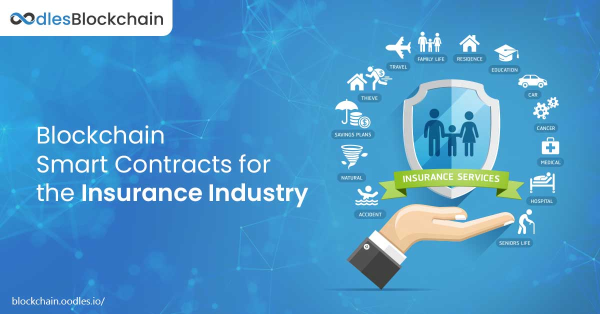 blockchain smart contracts for insurance
