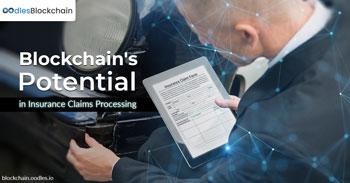 blockchain insurance claims processing
