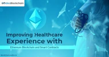 Smart contracts healthcare ethereum