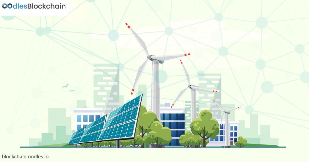 blockchain energy sector