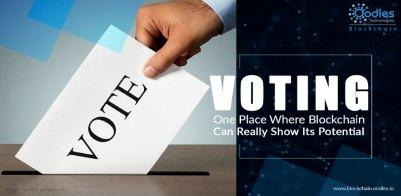 Blockchain for Voting