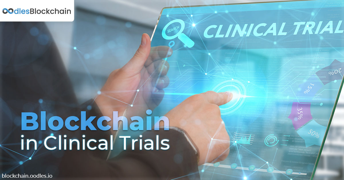 blockchain clinical trials