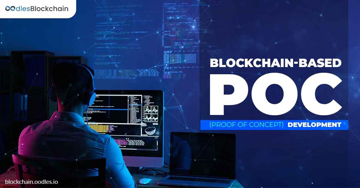 blockchain PoC development