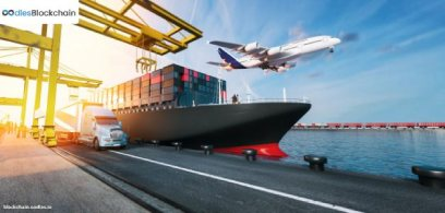 blockchain applications for logistics