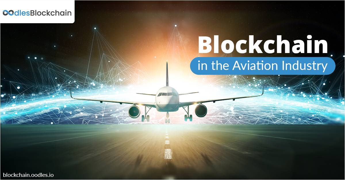 Blockchain in Aviation