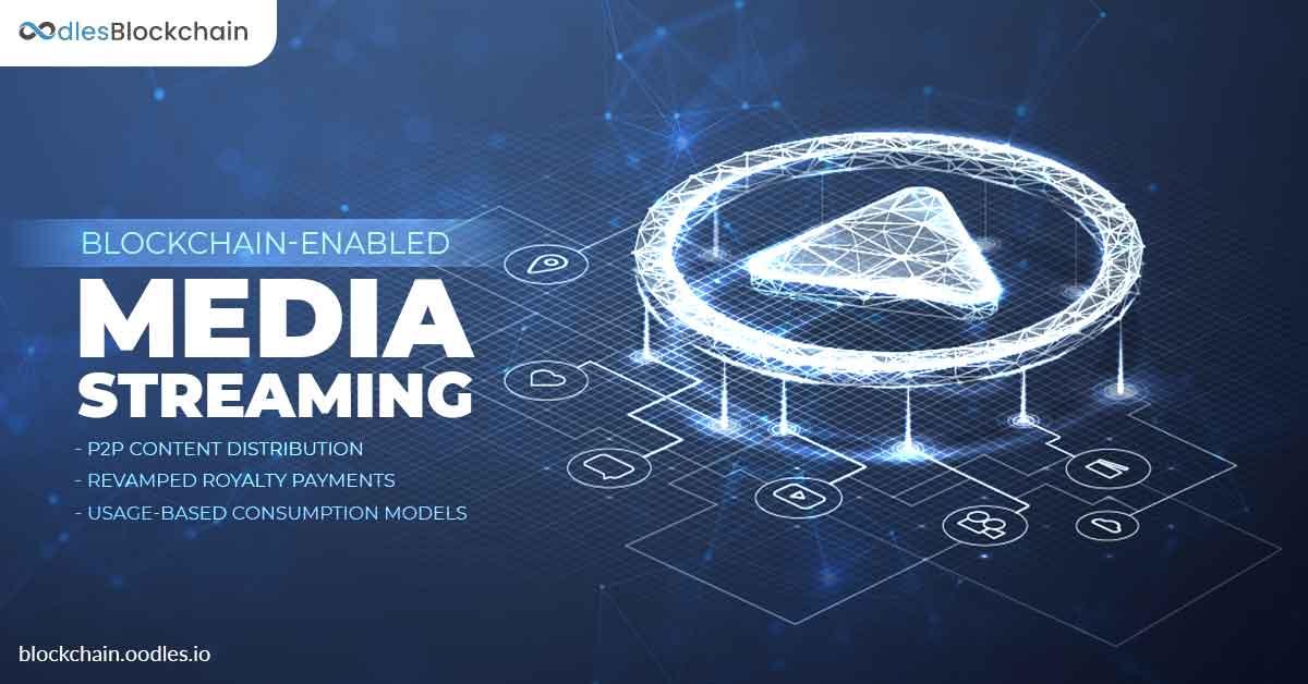 blockchain for media streaming