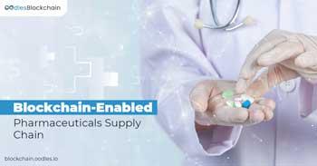 blockchain in pharma supply chain