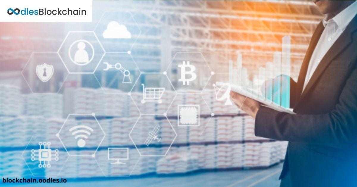 Supply Chain Blockchain Covid 19