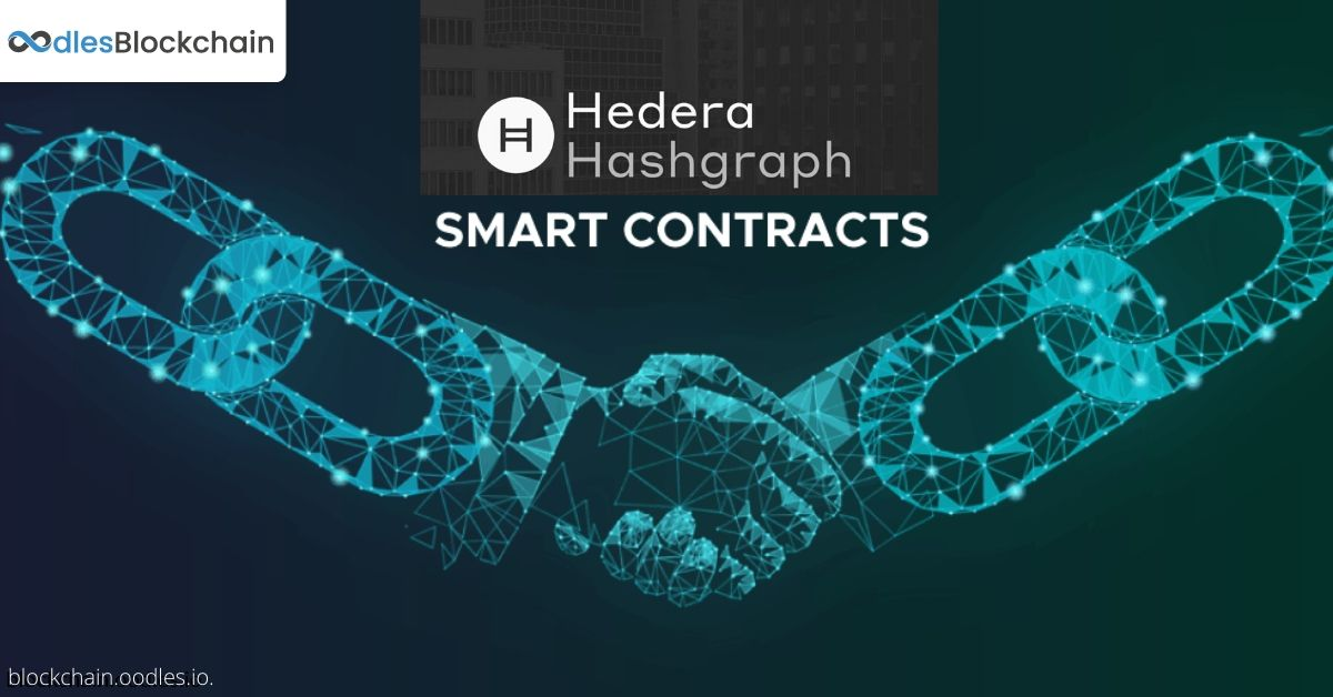 smart contract hedera hashgraph