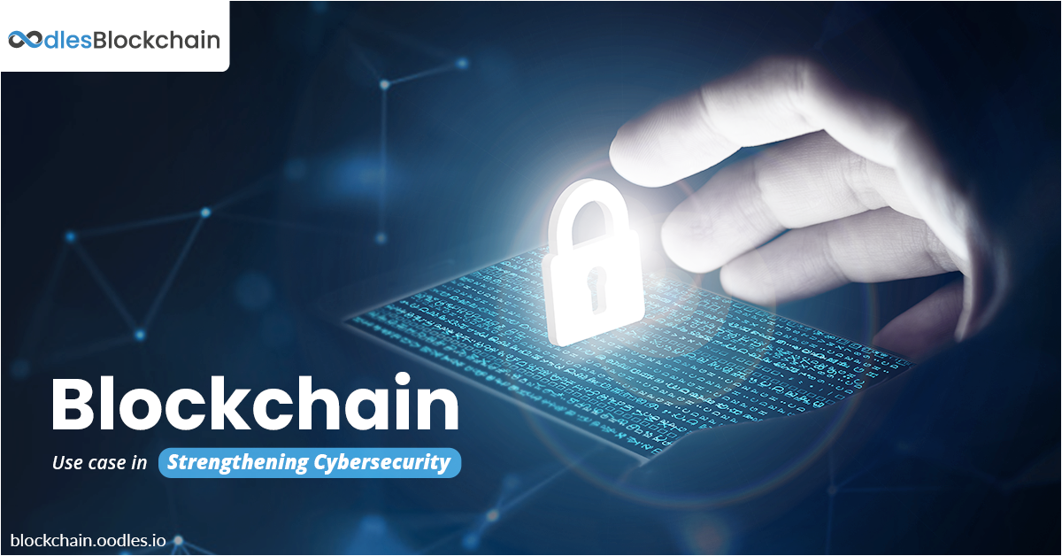 blockchain applications for cybersecurity