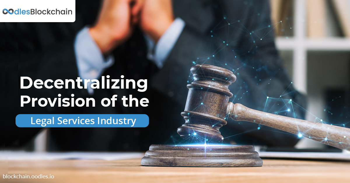 blockchain in the legal services industry