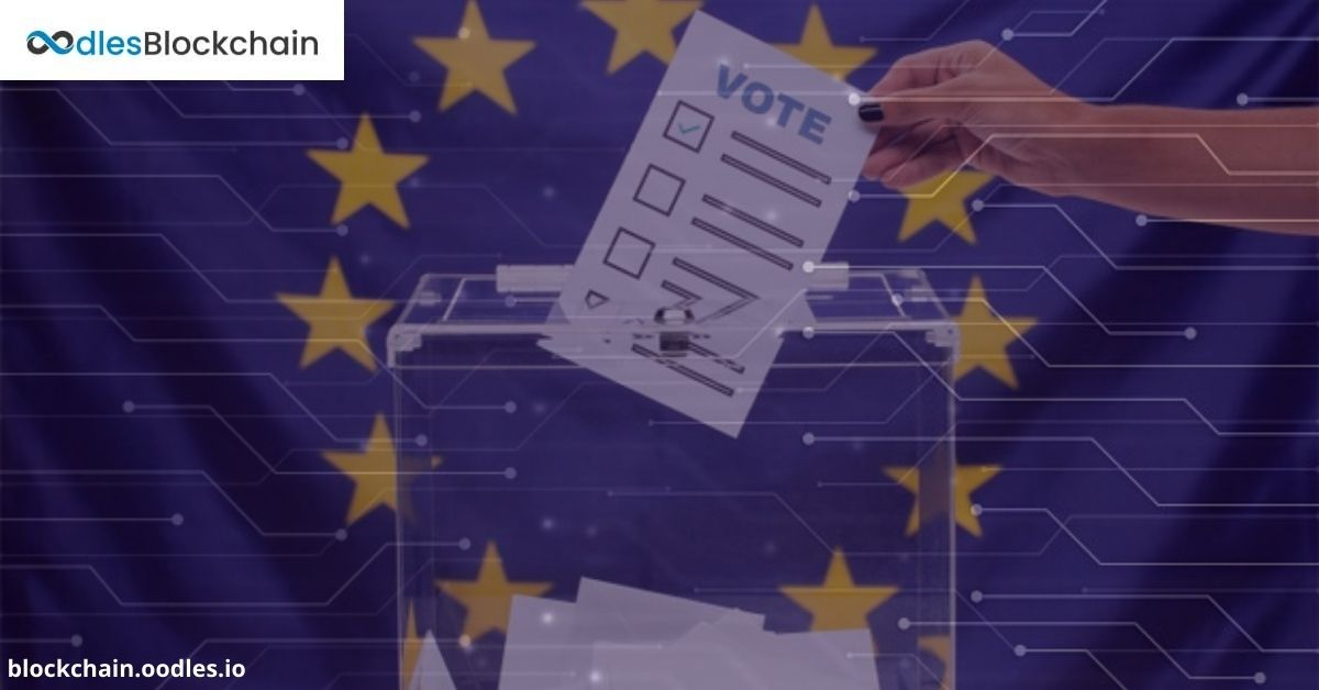 e-voting with blockchain system