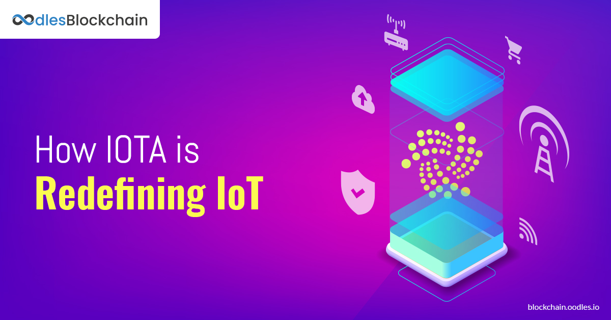 How IOTA is Improving the World of the Internet of Things (IoT)