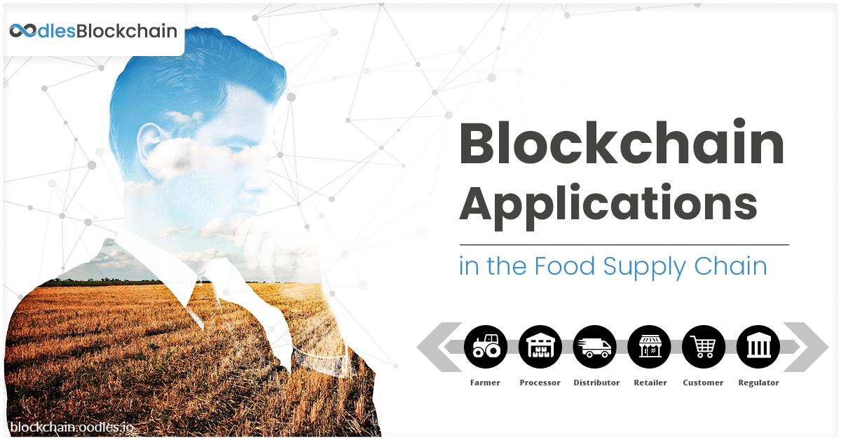 food supply chain blockchain