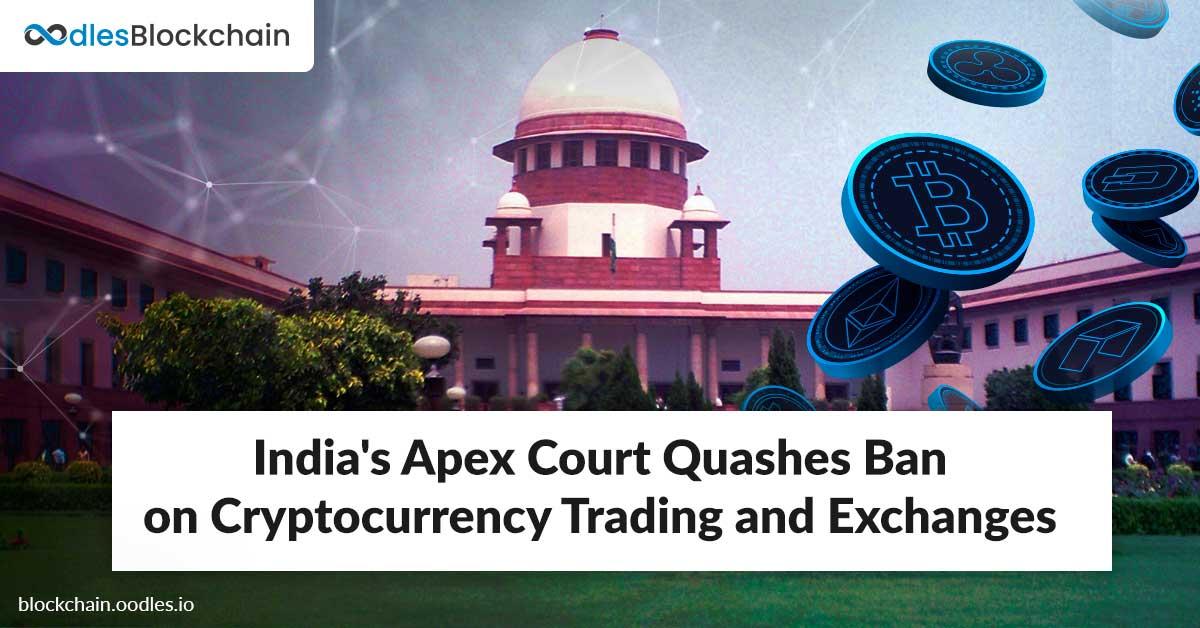 supreme court crypto ban