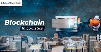 Blockchain applications logistics