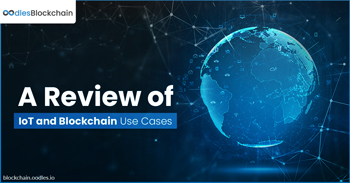 Blockchain and IoT use cases